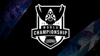 Worlds Semifinals - Samsung Blue vs. Samsung White