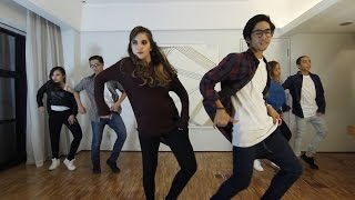 Back to Sleep Choreography by Puteri Aisya Marissa and Farhi Alushi