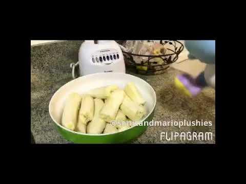 How to make chocolate banana
