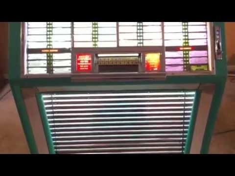 Seeburg Jukebox Value Seeburg M-100 bl Jukebox For
