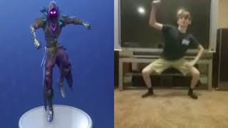 Fortnite Dance Challenge!!