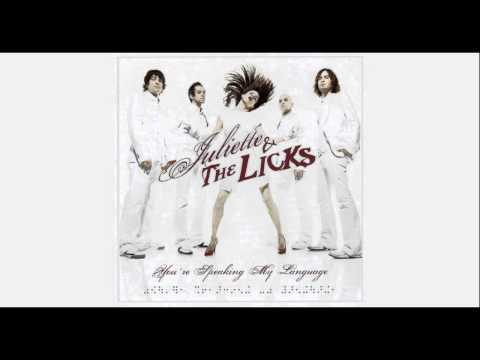 Juliette & The Licks - I Never Got To Tell You What I Wanted To