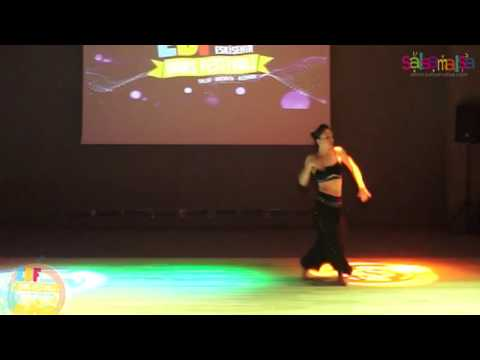 Ezgi Suzer Solo Dance Performance - EDF 2016
