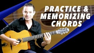 How To Practice & Memorize Guitar Chords - Gypsy Jazz Secrets