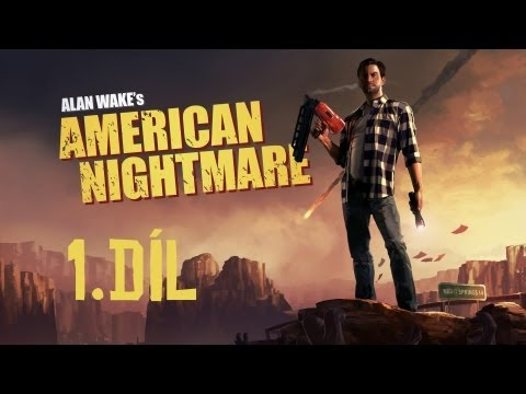 esk Let's Play Alan Wakes American Nightmares (1. Dl) 1080p