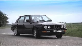 download lagu 1986 Bmw M5 E28: The Original Super 4-door - gratis