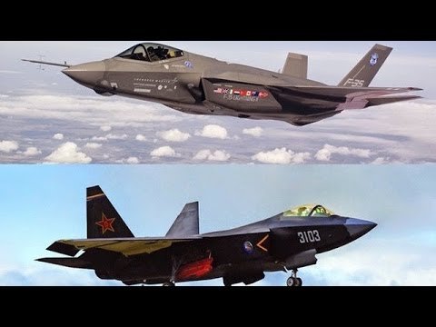 China Counterfeits F-35 Jets After Major Hack