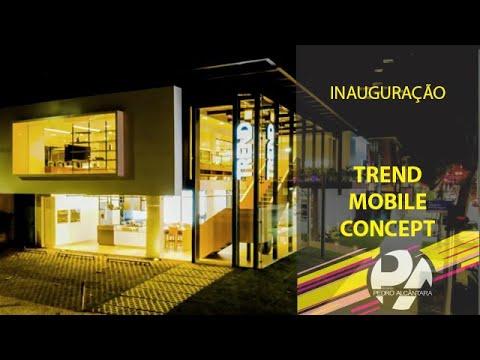 Inauguração Trend Mobile Concept