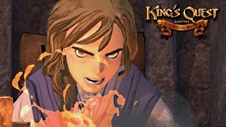 KING'S QUEST · Chapter 4: 'Snow Place Like Home' Full Walkthrough (100% Achievement Guide)