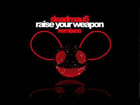 deadmau5 - Raise Your Weapon (Noisia Remix) (Cover Art) Music Videos