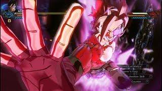 NEW ULTIMATE! Super Saiyan 4 CaC Sword of Malice MOD Transformation GAMEPLAY Dragon Ball Xenoverse 2