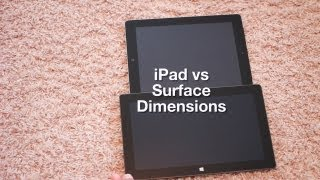 iPad vs Surface_ Dimensions & weight