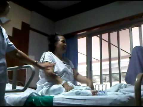 Staff Nurse  Hadyai Hospital September 2011.3gp video