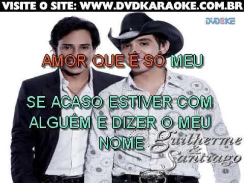 Guilherme & Santiago   Chovendo Estrelas