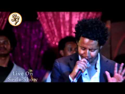 Dawit Bana Live In Seifu Fantahun Late Night Show