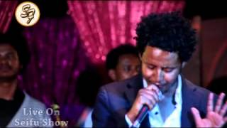 Dawit Bana Live In Seifu Fantahun Late Night Show