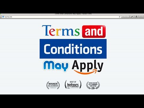 Terms and Conditions May Apply Documentary with Cullen Hoback