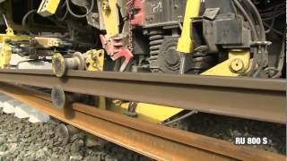 Awesome Railroad Building Machine