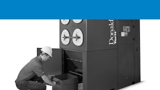 Packaged Downflo Evolution (DFEP) Dust Collector