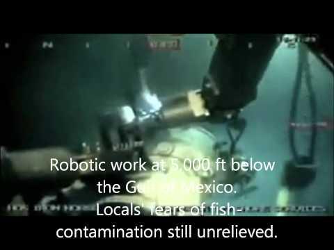 B.p. Deepwater Horizon video