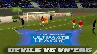 Football Superstars UL Goals: Devils vs Vipers