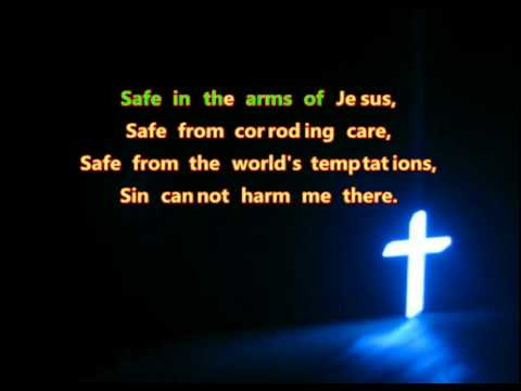 Eddy Arnold - Safe In The Arms Of Jesus