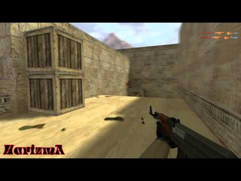 HarizmA vs mix @ open pracc 5x5 / de_dust2