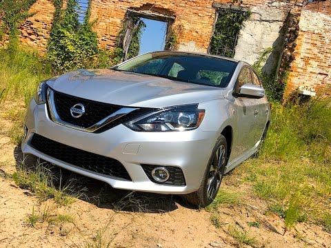 2017 Nissan Sentra SR Turbo FIRST DRIVE REVIEW (2 of 3)
