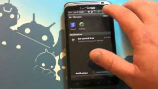 Google Android Htc Thunderbolt With Ice Cream Sandwich