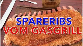 Spareribs Gasgrill Klaus : Ribs selber machen ratgeber u anleitung fürs spareribs grillen