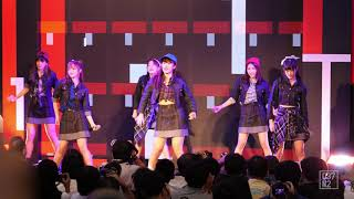 190719 BNK48 - BNK48 @ The 1 Days Central World  [Overall Stage 4K 60p]