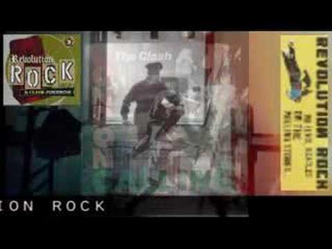 The Clash ~ Revolution Rock