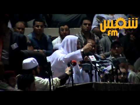 image vid�o الآلاف  يحضرون المحاضرة الدينية  لداعية محمد حسان بالقبة
