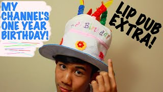 I Really Like You by Carly Rae Jepsen Lip Dub // Happy Birthday to My Channel