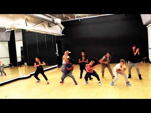 LIKE A PIMP- feat 8 Flavahz- Willdabeast choreography