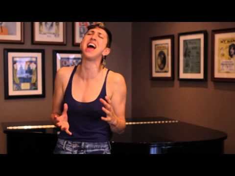 Jo Lampert - Blue Valentines [Tom Waits Cover] featuring Kate Ferber on keys