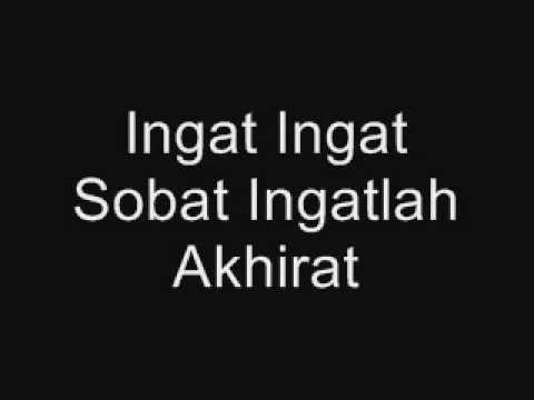 Wali Band - Tomat ( Tobat Maksiat ) Lirik video