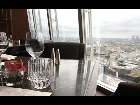 Video: inside Shangri-La at the Shard