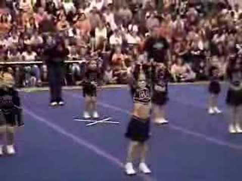 Julia-Anne Madison's 1st Cheer Extreme Performance Video