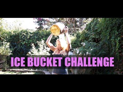 Zuzka Light Ice Bucket Challenge