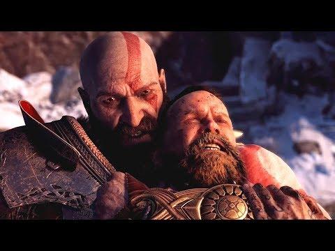 God of War PS4 - Kratos quotes Zeus