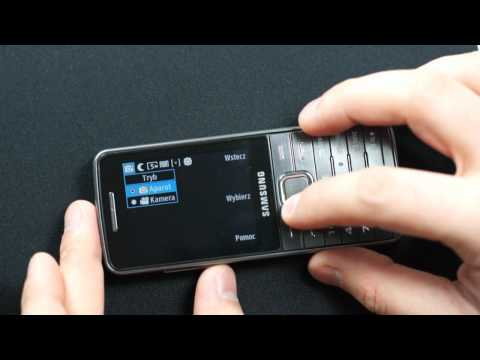 Samsung S5610 - Internet, music, camera - part 2