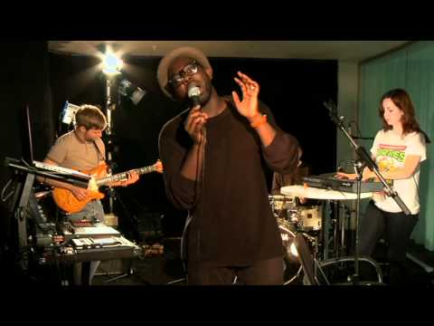 Ghostpoet live session - How I Wrote ... Liiines