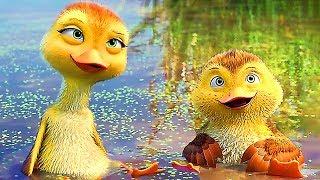 DUCK DUCK GOOSE Trailer ✩ Zendaya, Animated Movie HD (2018)