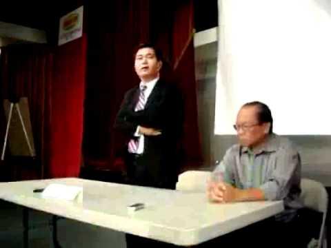 Nghị viên Hoàng Duy Hùng bị biểu tình tại Bolsa - tập 3