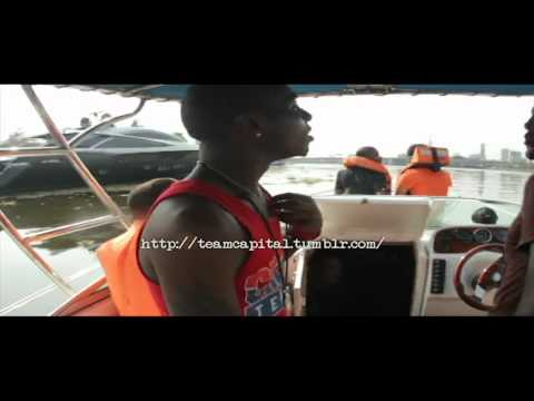 Davido's dami Duro Video Shoot (behind D Scene Day 2) Beach House !!! video