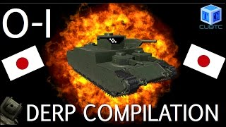 World Of Tanks: O-I Derp Compilation by CUBTC