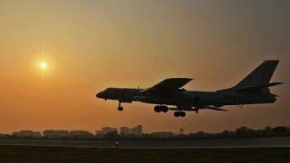 US officials: China bombers on high alert