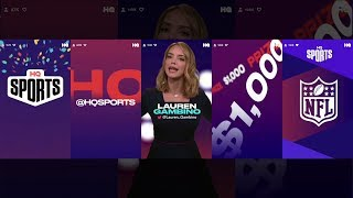[NEW] HQ SPORTS Trivia $1K - Second Pilot Game - Wednesday, June 6, 2018 - 1015pm EDT