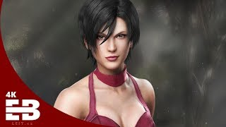 Ada Wong evolution in Resident Evil series